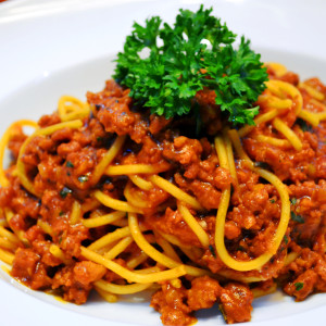 Bolognese (chicken/beef)